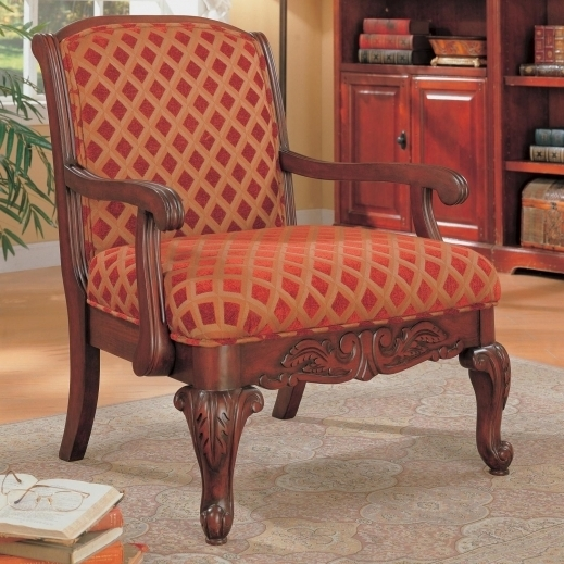 Fabulous Red And Gold Accent Chairs Amazing Accent Chairs Dramatic Fabric Accent Chairs With Ottoman