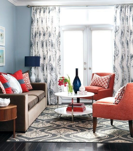 Fabulous Red And Grey Accent Chair Beautiful Design Red Accent Chairs For Living Room Vibrant Idea