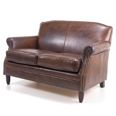 Fabulous Small Brown Leather Sofa Best Small Leather Sofa With Gorgeous Small Leather Sofa Small