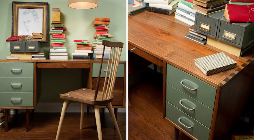 Fabulous Small Desk With Storage Design For Small Spaces Desks With Storage Core77