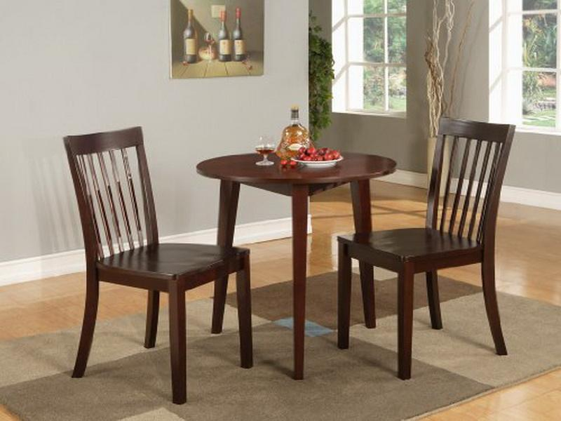 Fabulous Small Round Dining Table For 2 Miscellaneous Small Kitchen Table And 2 Chairs Interior
