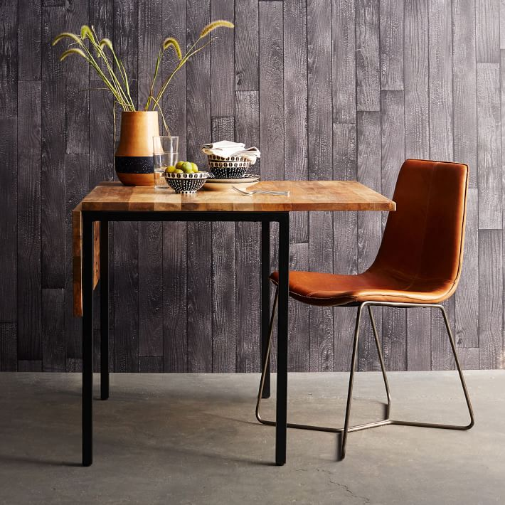 Fabulous Square Dining Table With Leaves Twenty Dining Tables That Work Great In Small Spaces Living In A