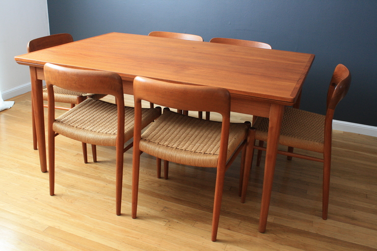 Fabulous Teak Dining Table Teak Dining Tables Coredesign Interiors