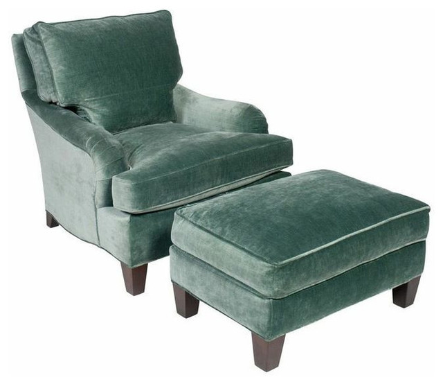 Fabulous Teal Velvet Accent Chair Sold Out Teal Velvet English Club Chair And Ottoman 3020 Est