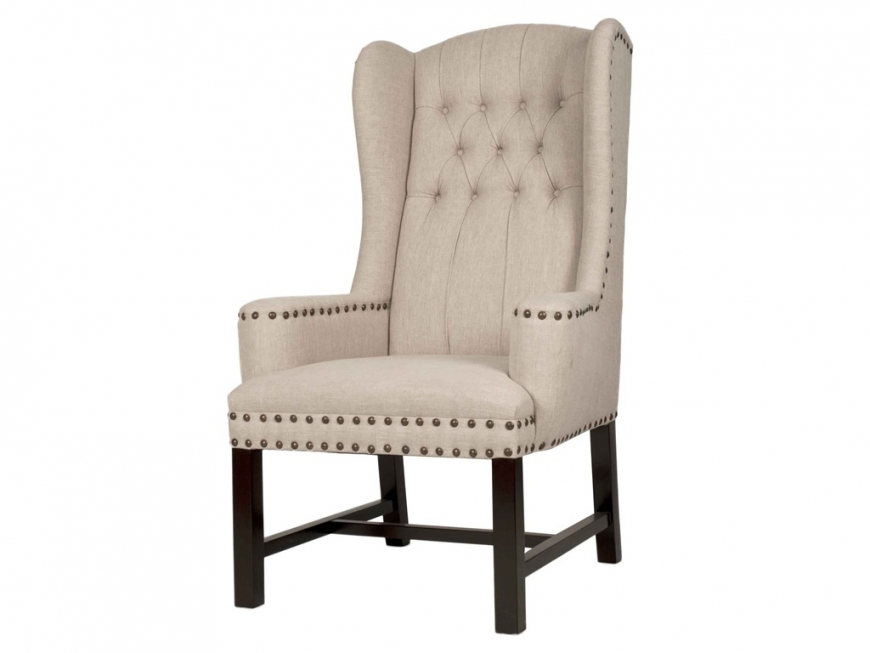 Fabulous Upholstered Dining Chairs With Arms Upholstered Dining Chair With Arms