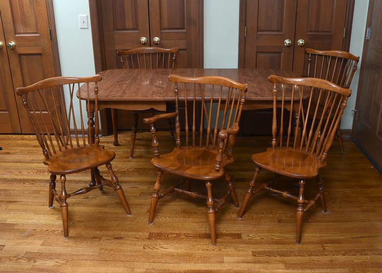 Fabulous Used Dining Chairs Ethan Allen Dining Room Chairs Collections All About Home Design
