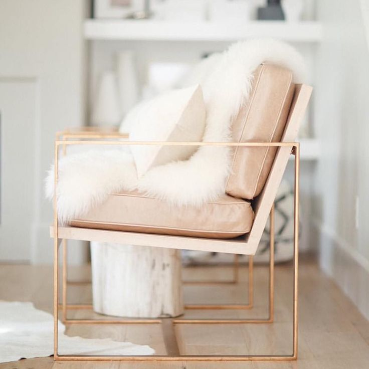 Fabulous White And Gold Accent Chair Best 25 Gold Chairs Ideas On Pinterest Fur Decor Bedroom