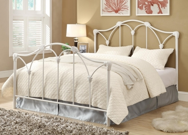 Fabulous White Full Size Headboard And Footboard Full Size Headboard And Footboard Sets White Metal Photo 87 Bed