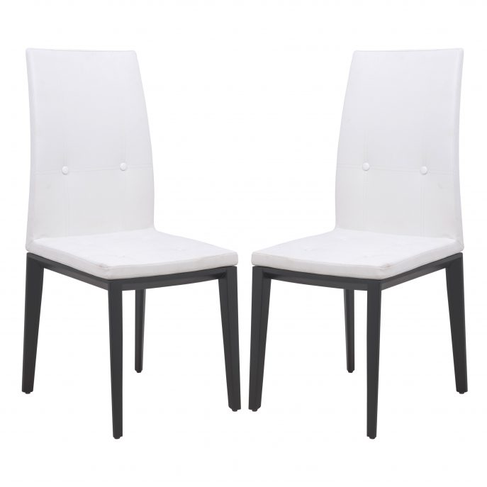 Fabulous White Leather Dining Chairs With Arms Dining Room Plastic Dining Chairs White Dining Room Table