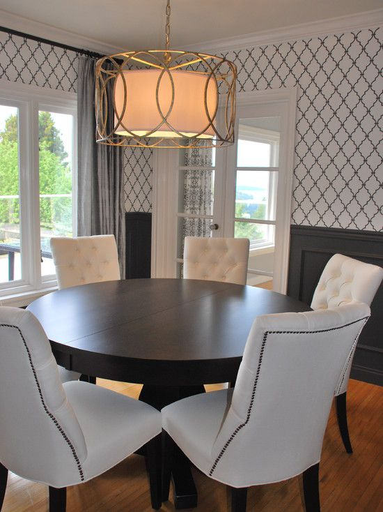 Fabulous White Tufted Dining Chairs Best 25 Tufted Dining Chairs Ideas On Pinterest Dining Room