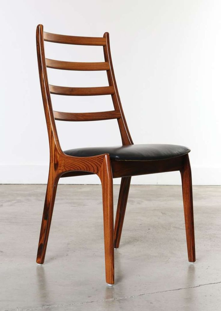 Fabulous Wood Leather Dining Chairs Best 25 Leather Dining Room Chairs Ideas On Pinterest Dining