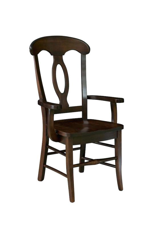 Fabulous Wooden Dining Chairs With Arms Solid Wood Dining Arm Chairs Modern Room Minimal Table Wooden