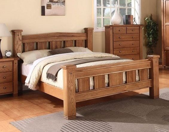Fabulous Wooden King Size Bed King Size Wood Bed Frame Plans Andreas King Bed