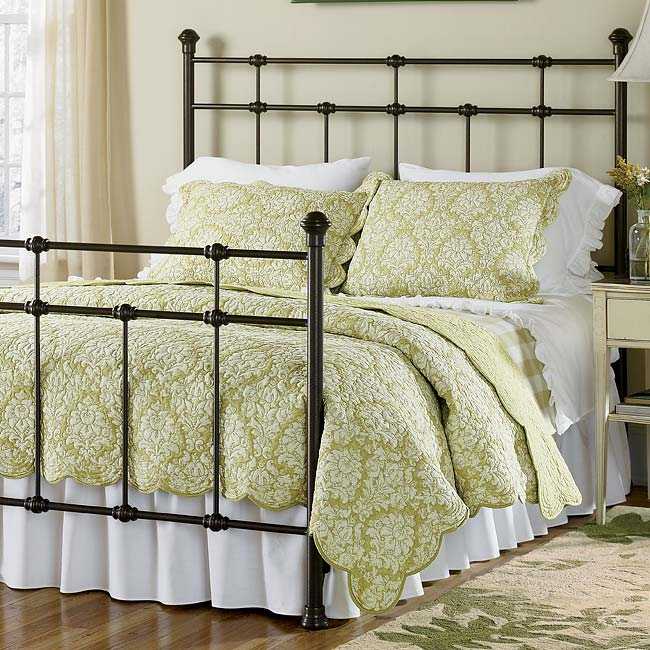 Fabulous Wrought Iron Bed Frame Wrought Iron Bed Frame Canada 10988