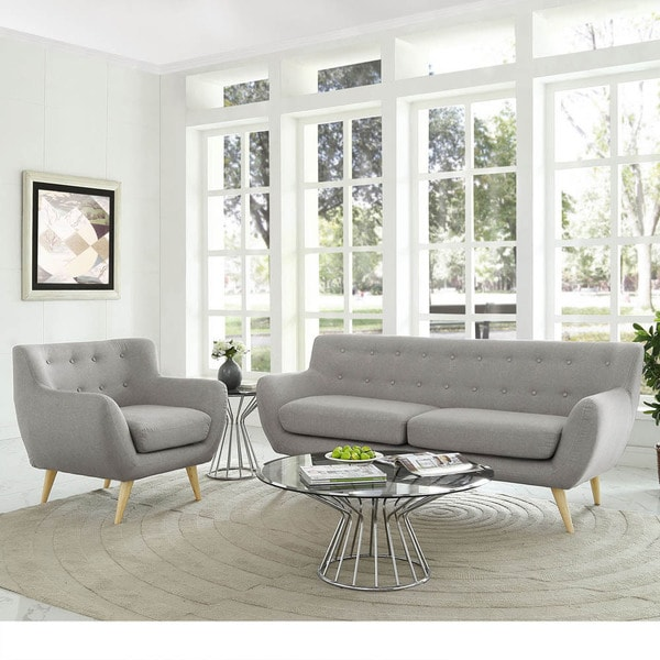 Gorgeous 2 Piece Living Room Furniture Remark 2 Piece Mid Century Living Room Sofa Set 2piece Free
