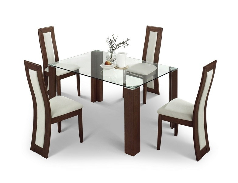 Gorgeous 4 Dining Chairs Dining Chairs Amazing Dining Room Chairs Set Of 4 For Small