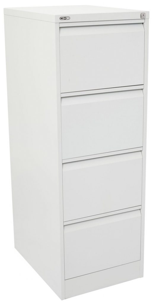 Gorgeous 4 Drawer Metal File Cabinet With Lock File Cabinet 4 Drawer Metal Richfielduniversity