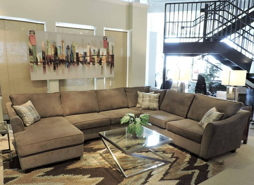 Gorgeous 6 Person Sectional Sofa Sofa Wonderful 6 Seat Sectional Couch Living Room Furniture