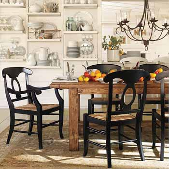 Gorgeous Black And Wood Dining Chairs Dining Room Table Black Wood Insurserviceonline