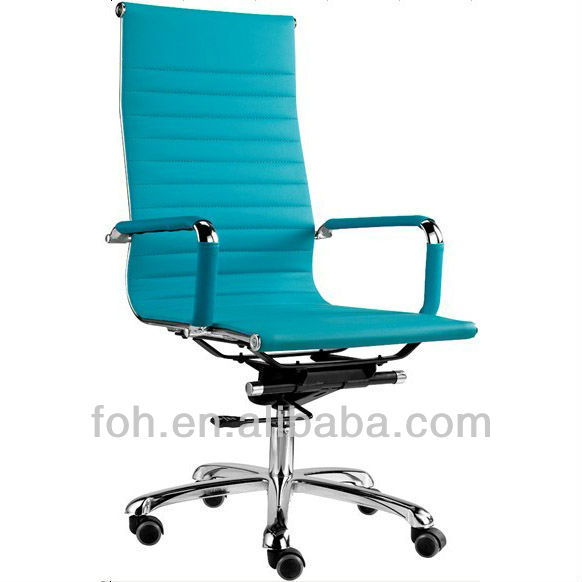Gorgeous Blue Office Chair Modern Blue Office Chairblue Leather Office Chair Foh F11 A11