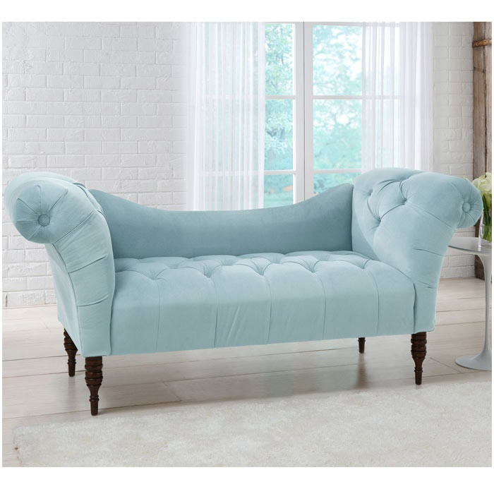 Gorgeous Blue Tufted Chaise Lounge Best 25 Chaise Lounge Bedroom Ideas On Pinterest Chaise Bedroom