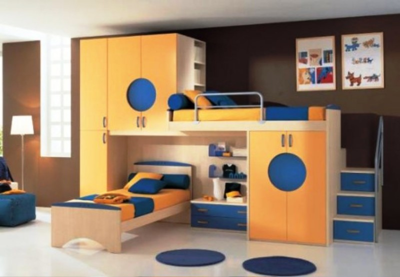 Gorgeous Bunk Beds For Kids Bedroom Engaging Cool Kids Beds Image Of At Design Design Cool