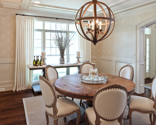 Gorgeous Circle Dining Room Table Dining Table Large Round Dining Room Table Pythonet Home Furniture