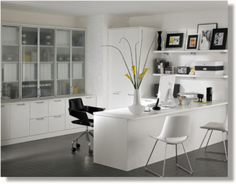 Gorgeous Contemporary Home Office Briliant Contemporary Home Offices Contemporary Home Office
