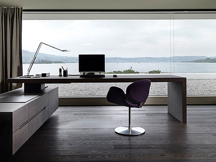 Gorgeous Contemporary Home Office Furniture Best 25 Contemporary Desk Ideas On Pinterest Contemporary Home
