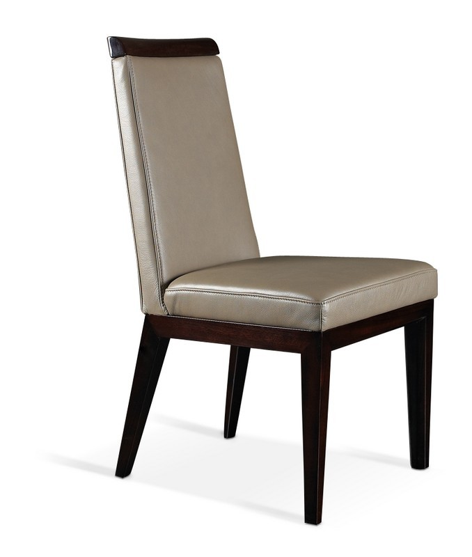 Gorgeous Contemporary Leather Dining Chairs Hn31 Modern Brown Leather Dining Chair