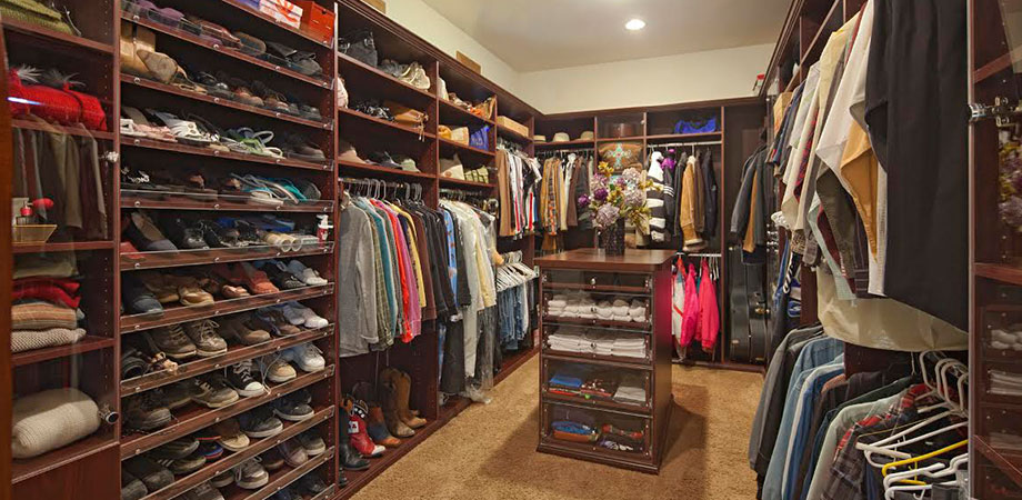 Gorgeous Custom Walk In Closets Custom Closet Systems Design Installation Ambry Design