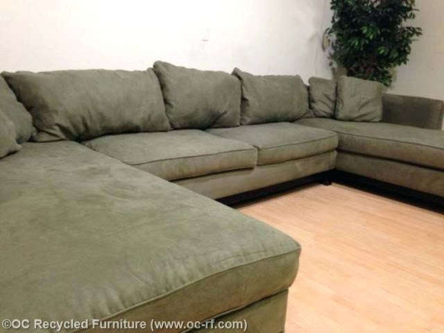 Gorgeous Double Chaise Lounge Sectional Sofa Sectional Sectional Sofas With Two Chaises Sectional Couch With