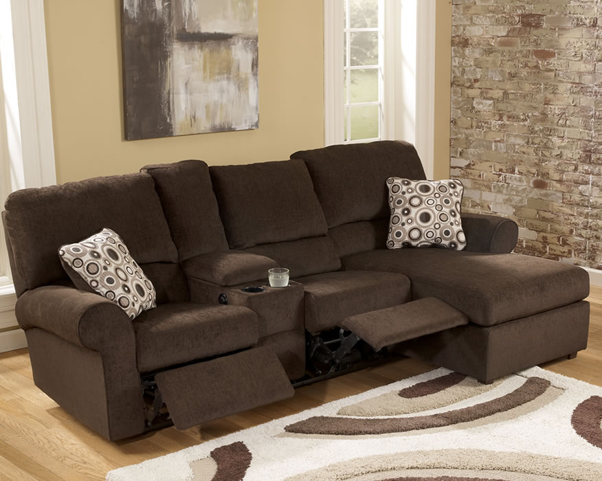 Gorgeous Fabric Sectional Sofa With Recliner Fancy Small Sectional Sofa With Recliner With Sofa Reclining