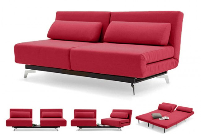 Gorgeous Futon Sleeper Sofa Bed Red Modern Sleeper Sofa Apollo Red Futon Couch The Futon Shop