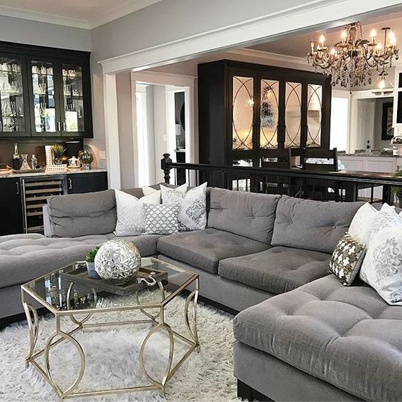 Gorgeous Grey Couch Living Room Best 25 Dark Grey Couches Ideas On Pinterest Grey Couches