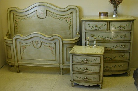 Gorgeous Hand Painted Bedroom Furniture How Painted Bedroom Furniture Can Fulfill Your Dream Decoration
