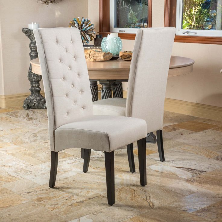 Gorgeous High Back Parson Dining Chairs 159 Best Kitchendining Images On Pinterest Creative