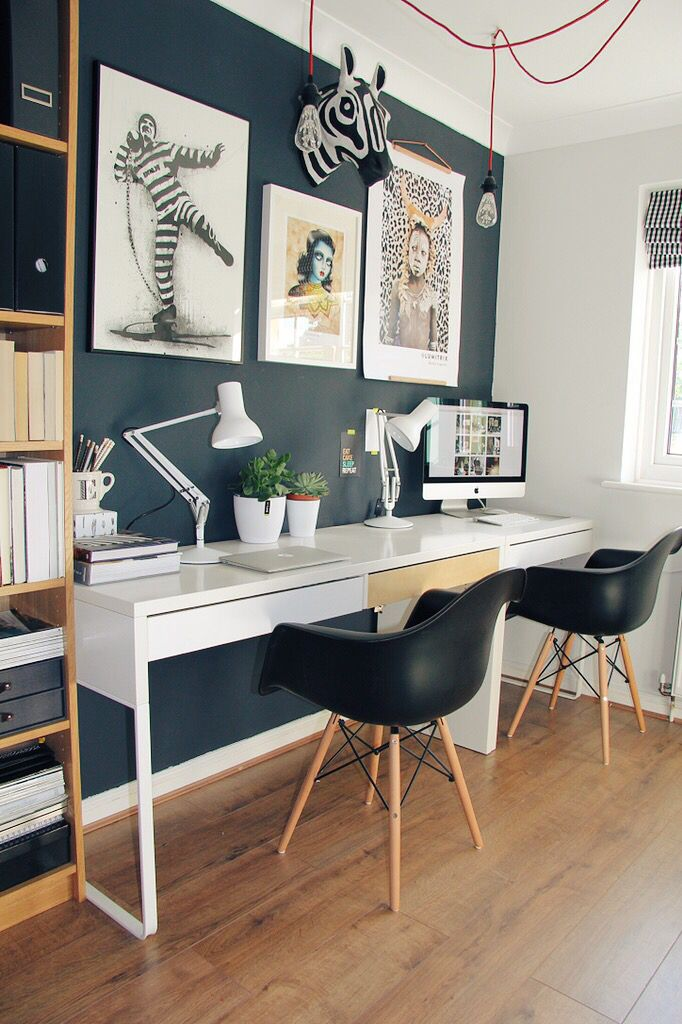 Gorgeous Home Office Desk Best 25 Home Office Desks Ideas On Pinterest Chic Desk Home