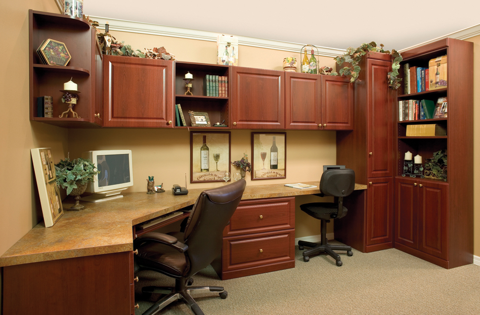 Gorgeous Home Office Desk Cabinets Choosing The Best Home Office Tables And Cabinets Homescorner