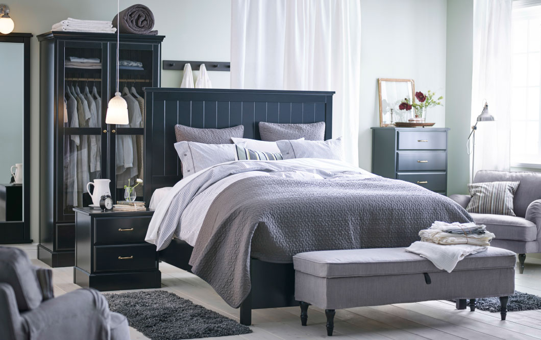 Gorgeous Ikea Gray Bedroom Furniture Bedroom Gallery Ikea