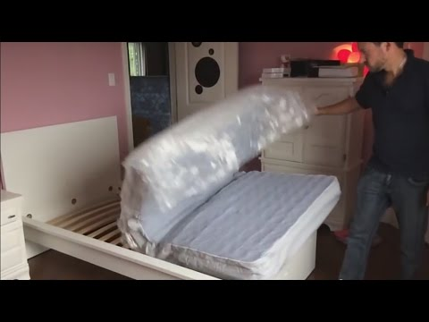 Gorgeous Ikea Hovag Mattress Review How To Unpack An Ikea Mattress Like A Boss Matelas Ikea Simple