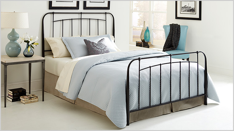 Gorgeous Iron Head And Footboards Wrought Iron Bed Buyers Guide