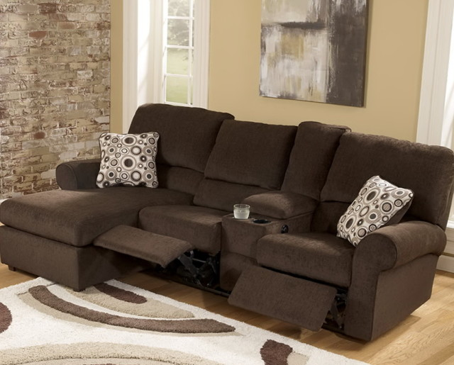 Gorgeous L Shaped Sectional Sofa With Recliner Couch With Recliner Carlo Power Reclining Sofa W Usb Living Es