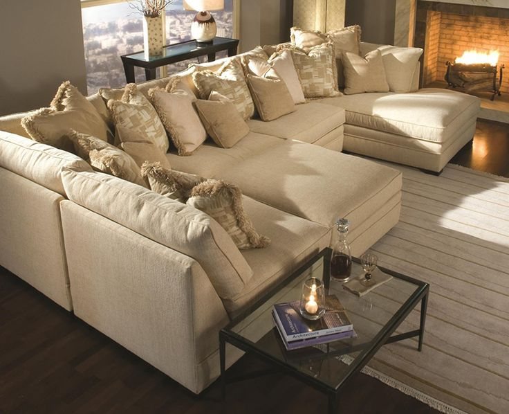 Gorgeous Large Sectional Sofa With Chaise Lounge Best 25 Large Sectional Sofa Ideas On Pinterest Large Sectional