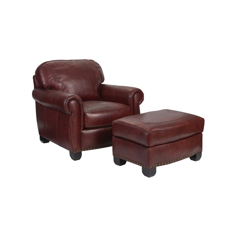 Gorgeous Leather Chair And Ottoman Great Leather Chair And Ottoman Zachary Leather Chair Ottoman