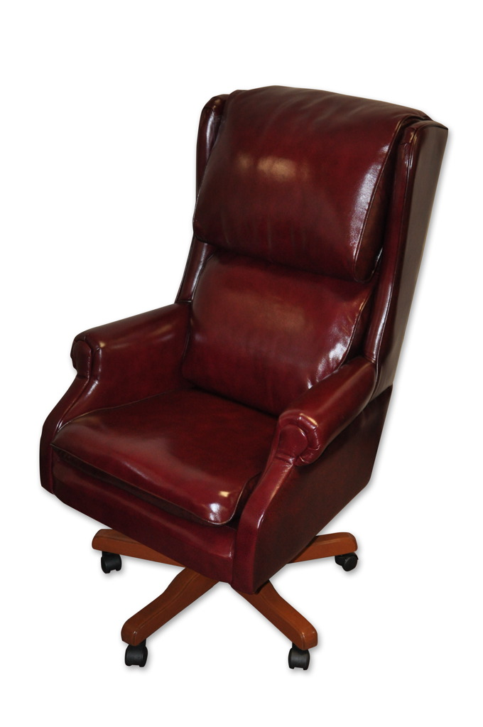 Gorgeous Leather Executive Chair Gates Genuine Leather Aluminum Base High Back Executive Chair Part