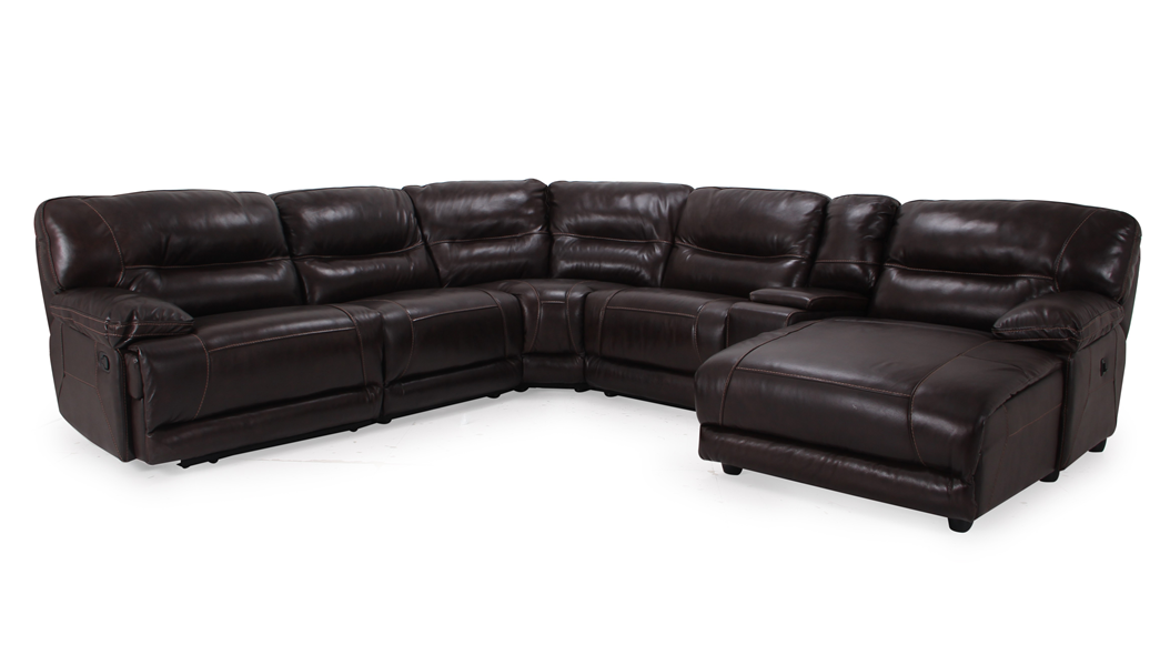 Gorgeous Leather Sectional With Chaise Infinity Leather Sectional With Chaise Macksoods Living Room