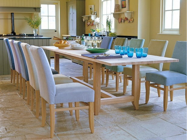 Gorgeous Light Blue Upholstered Dining Chairs Fabric Kitchen Chairs Upholstered Dining Chairs Blue Fabric