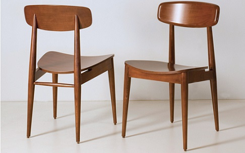 Gorgeous Maple Dining Chairs Saloom Skyline Ella 60 Maple Dining Collection