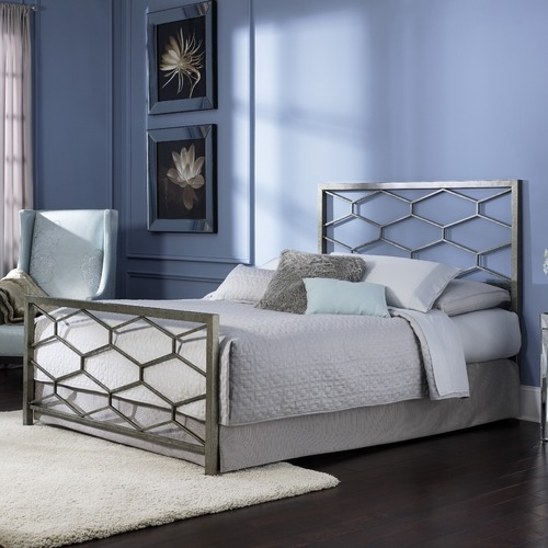 Gorgeous Metal Bed Frame With Headboard And Footboard Full Size Contemporary Metal Bed Frame With Headboard And